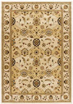 "Kenneth Mink Closeout! Area Rug, Warwick Panel Wheat 3'3"" x 5'3"""