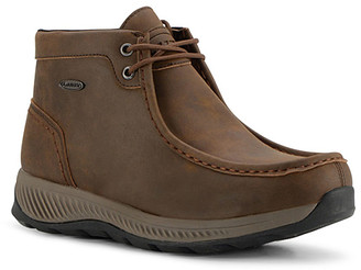 Lugz Men's Casual boots MULCH/FALCON/BLACK - Mulch & Black Antonio Chukka Boot - Men