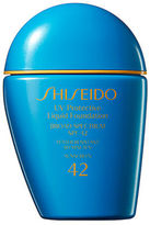 Shiseido UV Protective Liquid Foundation SPF 42/1 oz.