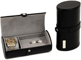 Bey-Berk Watch & Cufflink Travel Case