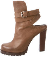 Brunello Cucinelli Cutout Ankle Boots w/ Tags