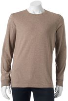 Croft & Barrow Big & Tall Classic-Fit Easy-Care Crewneck Tee