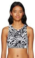 Volcom Women's Branch Out Crop Bikini Top