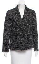 Gerard Darel Lightweight Tweed Jacket