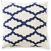 Noble Excellence Hand-Woven Kilim Oversized Square Pillow