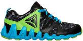 Reebok Boys' Grade School ZigTech Big & Fast Fire Running Shoes