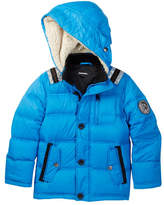 Diesel Down Bubble Jacket (Little Boys)