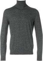Z Zegna roll neck knit