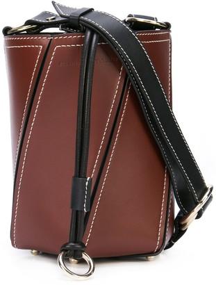 Proenza Schouler small Hex bucket bag