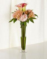 John-Richard Collection Parfait Faux-Floral Arrangement