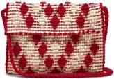 ANTONELLO TEDDE Suni Rombetti cotton cross-body bag