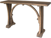 Uttermost Genessis Reclaimed Wood Console Table