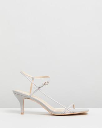 Atmos & Here Jen Leather Heels