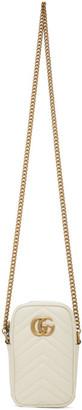 Gucci Off-White GG Marmont Bag