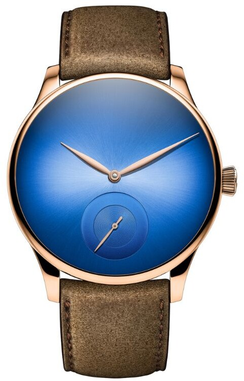 Thumbnail for your product : H. Moser & Cie Venturer Small Seconds XL Watch 43mm