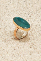 Mr. Blackbird Copper Chrysocolla Ring
