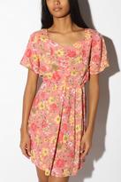 Urban Renewal Vintage 90s Blossom Babydoll Dress