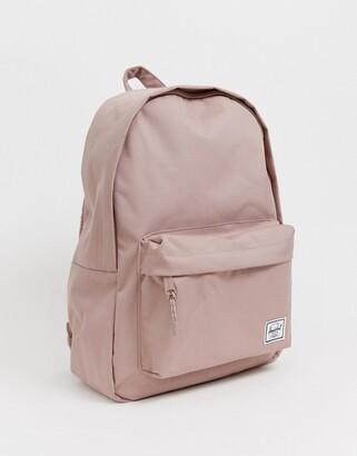 Herschel Classic pink backpack