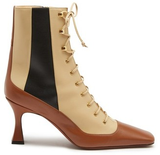 MANU Atelier Duck ankle-boots