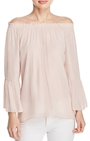 Ramy Brook Charity Off-the-Shoulder Blouse - 100% Exclusive