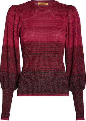Ulla Johnson Dax Ombre Knit Sweater