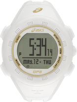 Asics AG01 GPS Training White Watch-CQAG0106Y