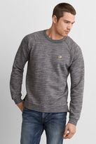 American Eagle Outfitters AE Side-Zip Crew Sweatshirt