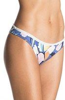 Roxy Women's Noosa Floral Surfer Bikini Bottom