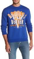 Mitchell & Ness NFL Broncos Fleece Crew Neck Sweater