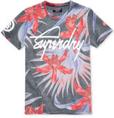 Superdry Men's Vice Graphic-Print Cotton T-Shirt