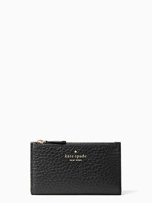 Kate Spade Leighton Small Slim Bifold Wallet