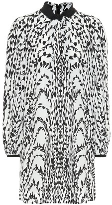Givenchy Printed silk dress