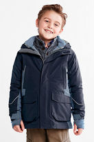 Lands' End Boys' Squall® 3-in-1 Waterproof Parka