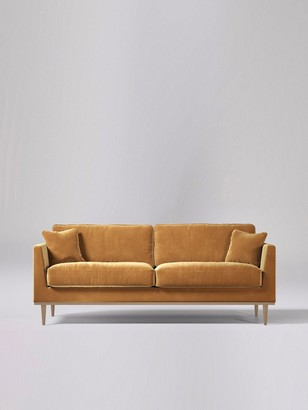 Swoon Norfolk Fabric 3 Seater Sofa