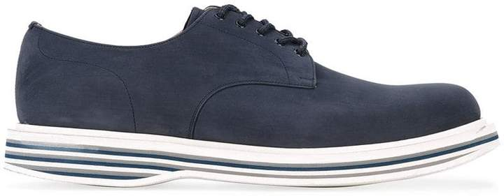 Church's chunky sole boat shoes