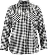 Evans CHECK Shirt black