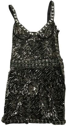 Collette Dinnigan Glitter Dress for Women