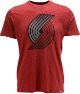 '47 Men's Short-Sleeve Portland Trail Blazers Scrum T-Shirt