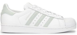 adidas Superstar lace up sneakers