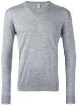 Eleventy long sleeve T-shirt - men - Silk/Merino - XXL