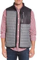 Vineyard Vines Men's Mountain Weekend Colorblock Primaloft Vest