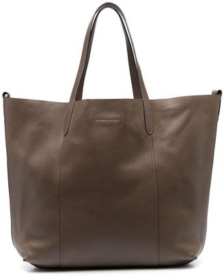 Brunello Cucinelli Reversible Tote Bag