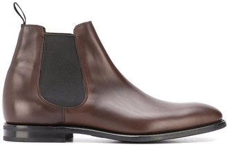 Church's Dixton leather Chelsea boots