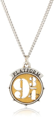 Alex and Ani Harry Potter Platform Two Tone Necklace