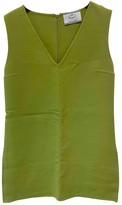 Prada Green Wool Dress for Women