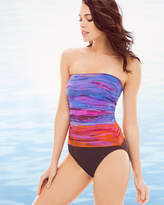 Soma Intimates Horizon Bandeau One Piece Swimsuit