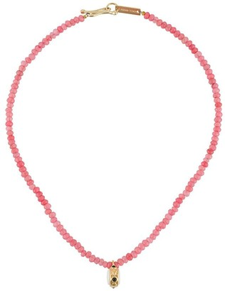 Isabel Marant Ras Du Cou beaded necklace