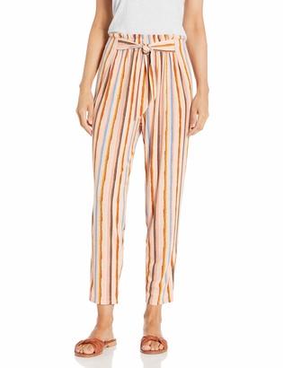 BCBGeneration Women's Riviera Stripe Pant