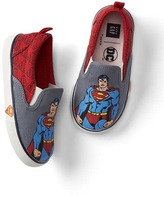 Gap babyGap | DC superhero slip-on sneakers