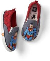 Gap babyGap | DC superhero slip-on sneakers